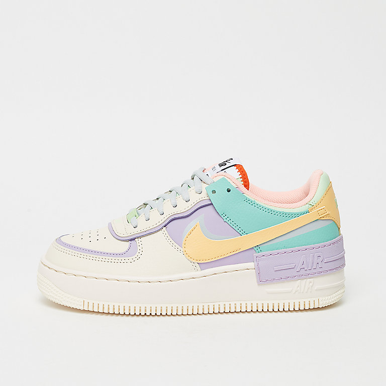 WMNS Air Force 1 Shadow pale ivorycelestial goldtropical twist