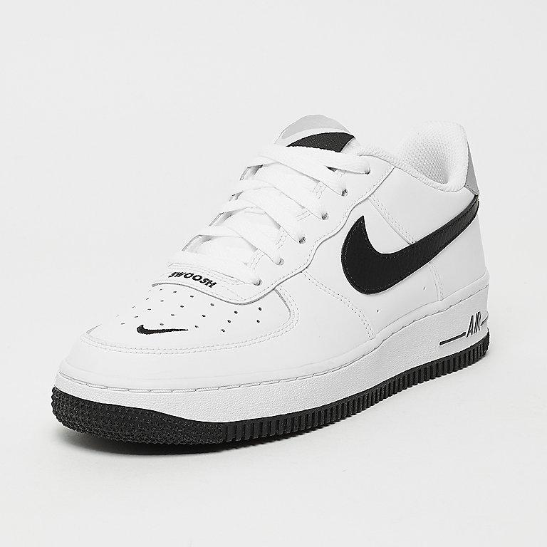 Nike Air Max 1 (GS) Gym Red White Black | Footshop