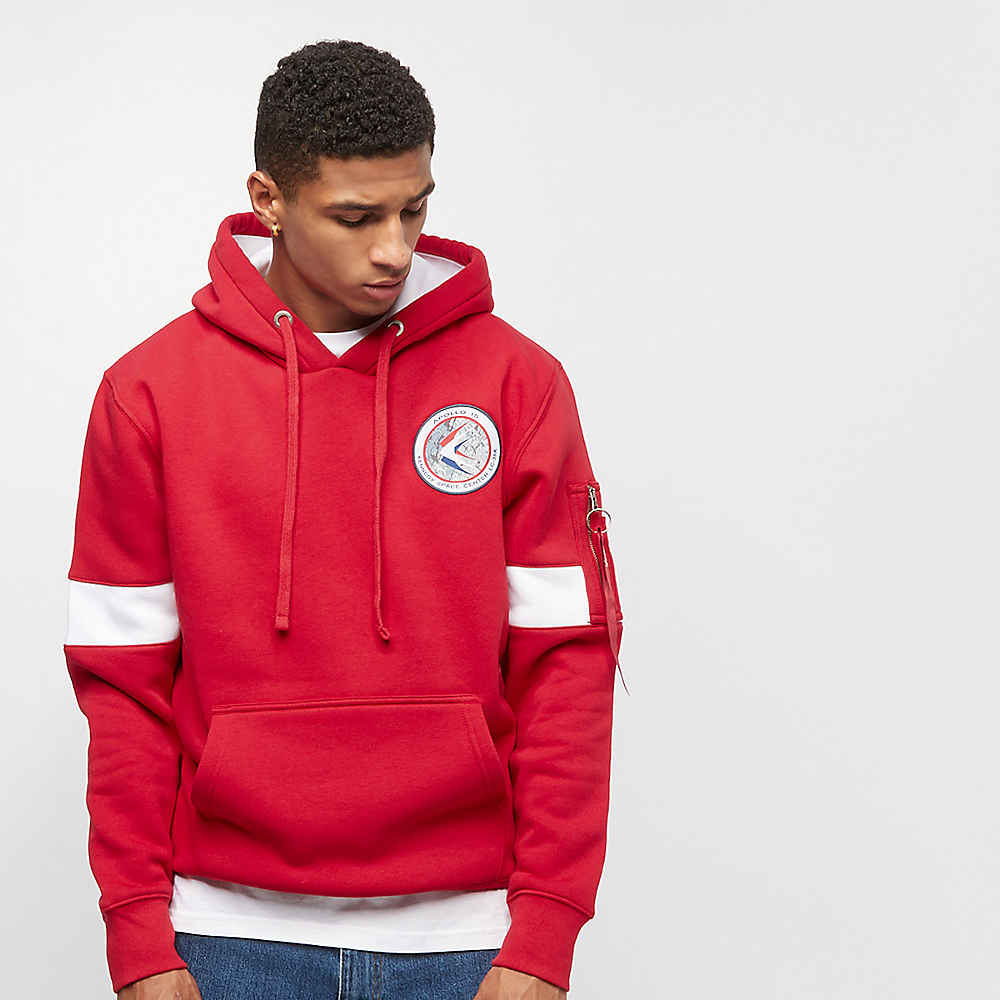 2c5daf737 Apollo 15 Hoody speed red