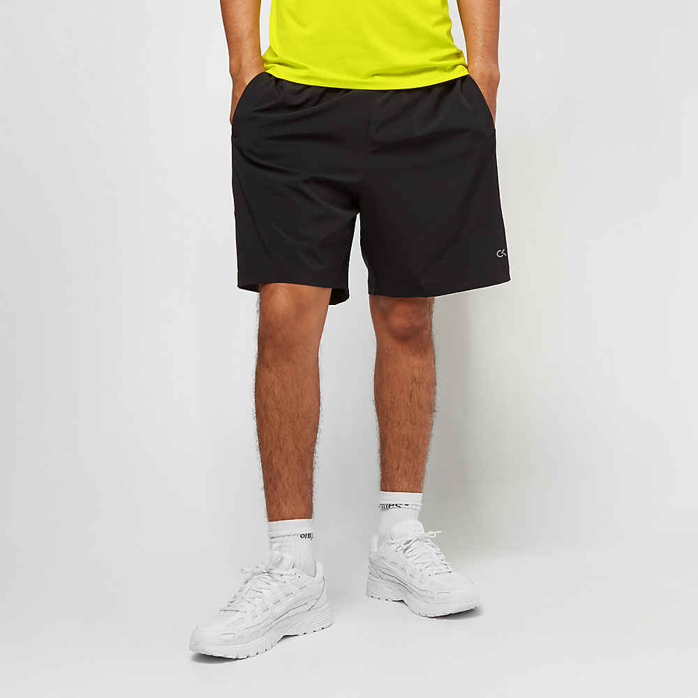 3a9807bb9 7 Woven Waistband Shorts ck black