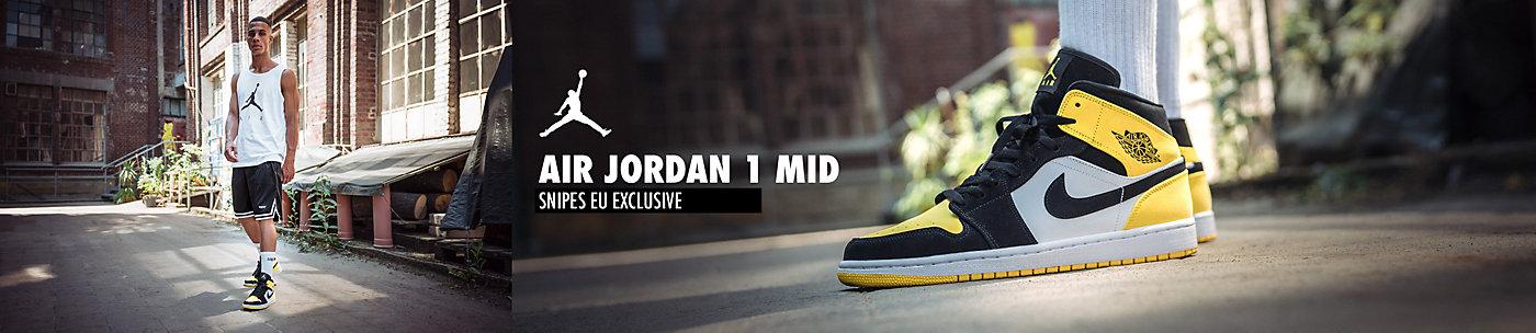 design intemporel 77d89 9a767 Acheter l'Air Jordan 1 dans la boutique en ligne SNIPES